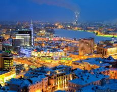 Автобусные обзорные экскурсии по Казани