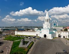 Экскурсия по Казани и Казанский Кремль