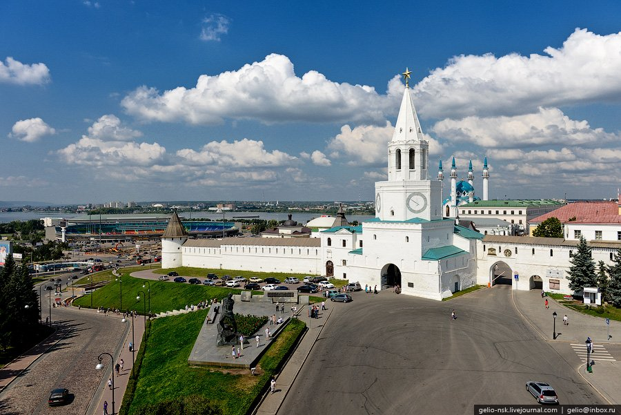Автобусная обзорная экскурсия по городу «Казань Тысячелетняя» 5