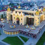 Дворец детей с кукольным театром