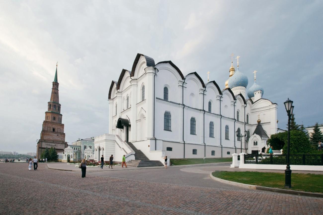 Экскурсия в Казанский Кремль 2