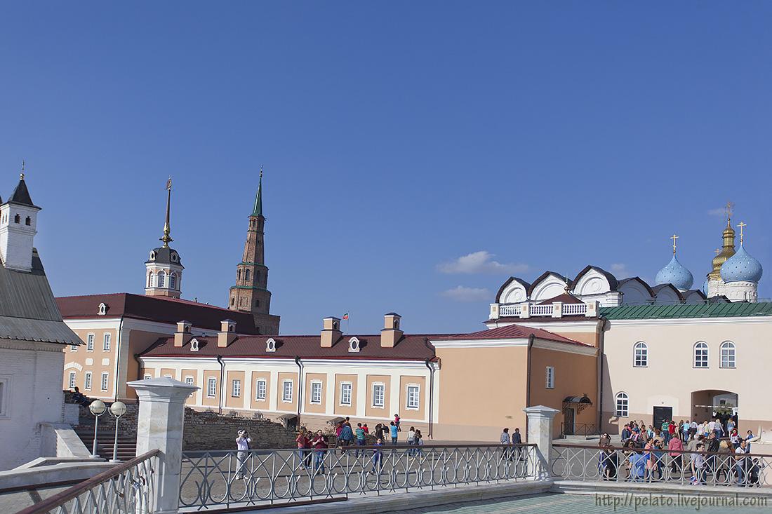 Экскурсия в Казанский Кремль 4
