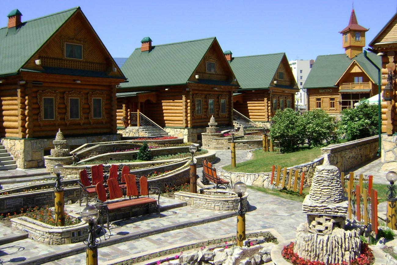 Экскурсия по Казани и музей А.М. Горького 2