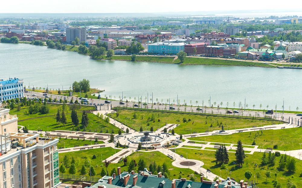 Автобусная обзорная экскурсия по городу «Казань Тысячелетняя» 1