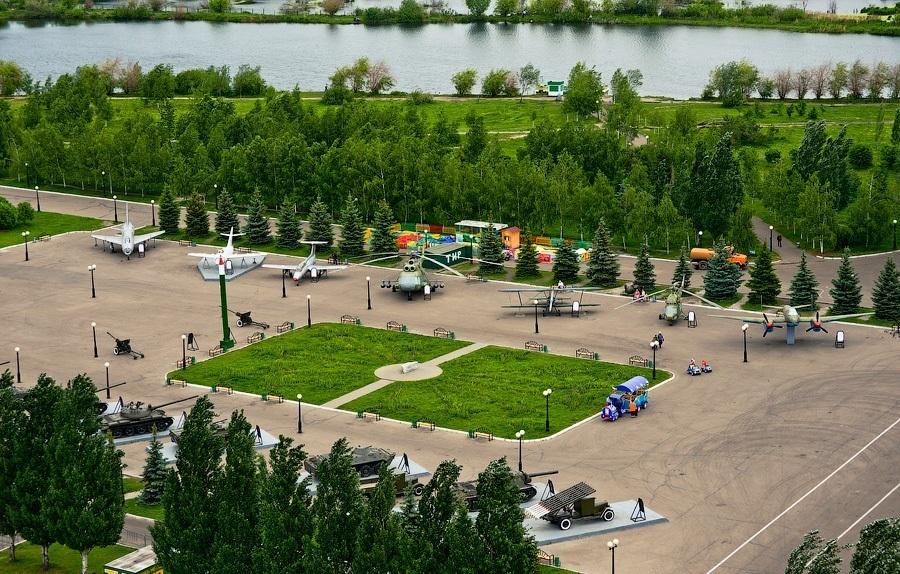 Автобусная обзорная экскурсия по городу «Казань Тысячелетняя» 3
