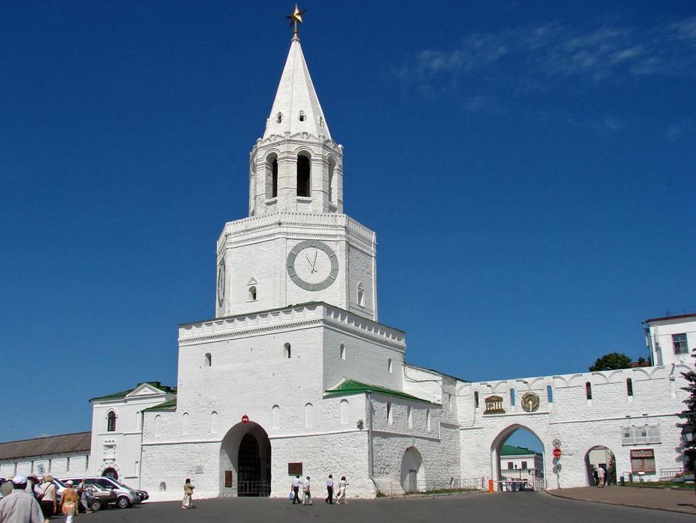 Экскурсия по Казани и Казанский Кремль 4