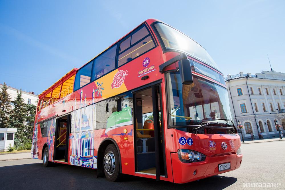 автобусы в казани схема