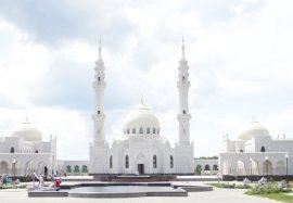 Булгар. Белая мечеть