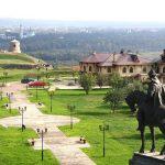 Елабуга. Чертово городище