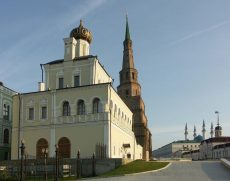 Автобусная обзорная экскурсия по городу «Казань Тысячелетняя»