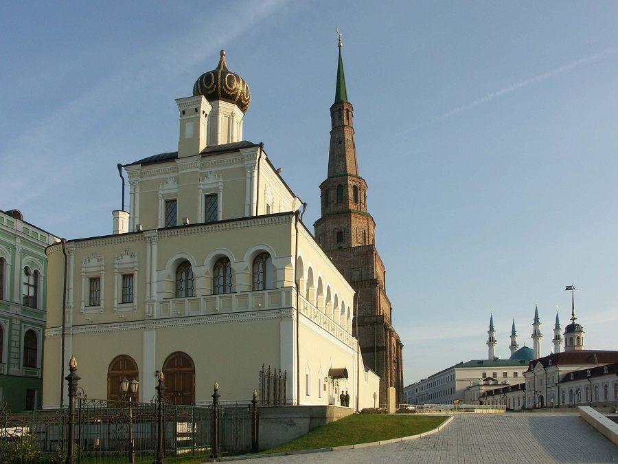 Обзорная экскурсия по Казани 2