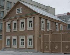Посещение музея Каюма Насыри по интерактивной программе «Чаепитие в Старо-татарской слободе»