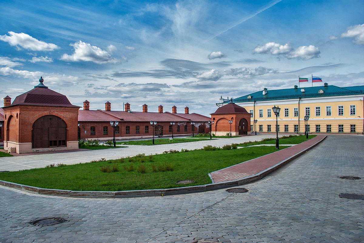 Обзорная экскурсия по Казани 3