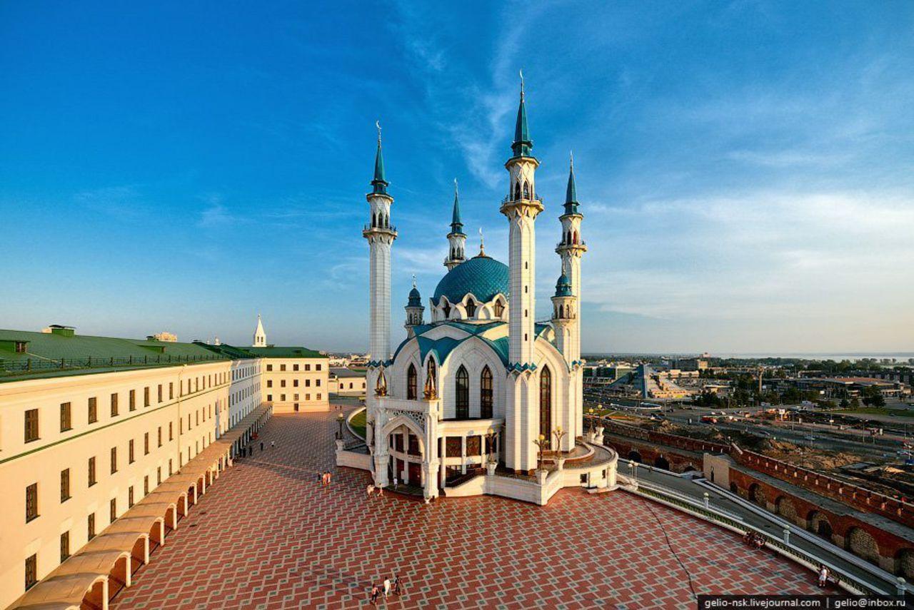 Экскурсия в Казанский Кремль 3