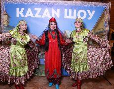 Театрализованное  фольклорное шоу «KAZAN»