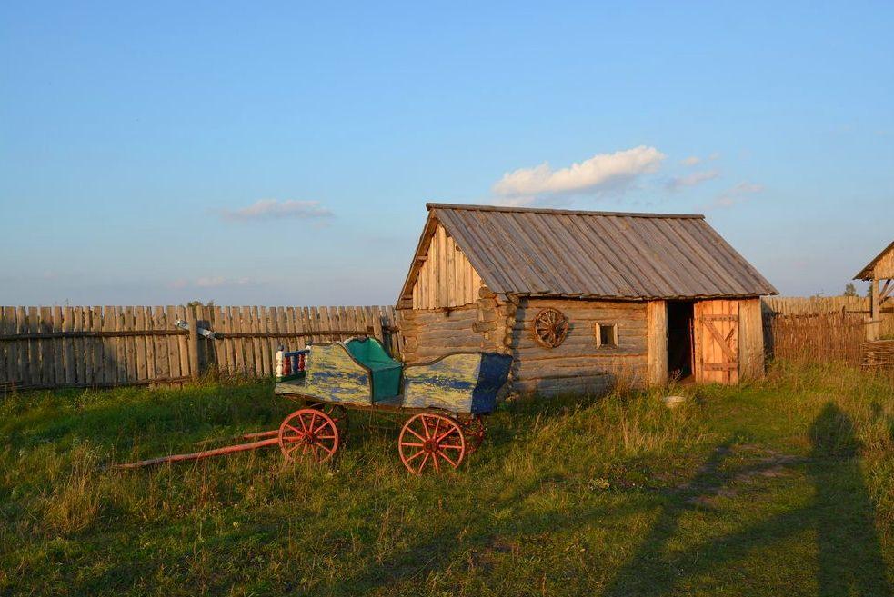 Загородная поездка в татарский этнографический музей под открытым небом «Татар авылы» 2