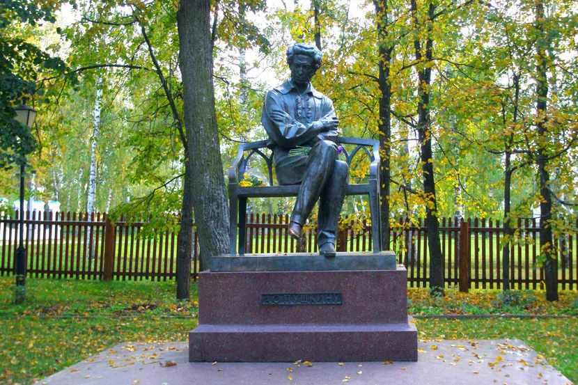 Загородная поездка в музей-заповедник А.С. Пушкина в с.Болдино 6