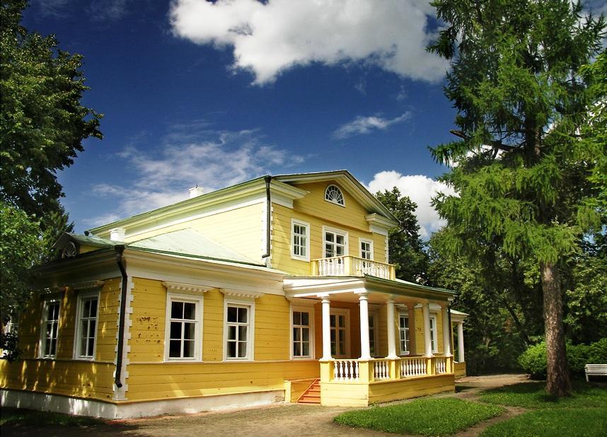 Загородная поездка в музей-заповедник А.С. Пушкина в с.Болдино 5