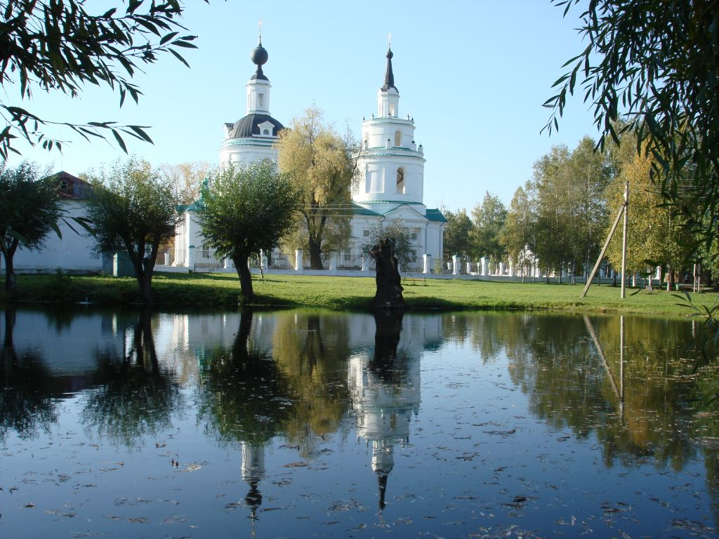 Загородная поездка в музей-заповедник А.С. Пушкина в с.Болдино 3