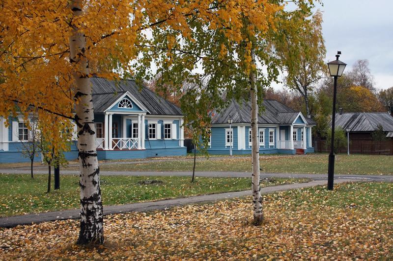 Загородная поездка в музей-заповедник А.С. Пушкина в с.Болдино 1
