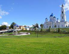 Экскурсия в г.Лаишево и г.Чистополь