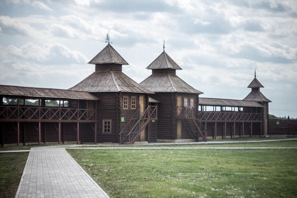 Загородная поездка в Иске-Казанский государственный музей 4