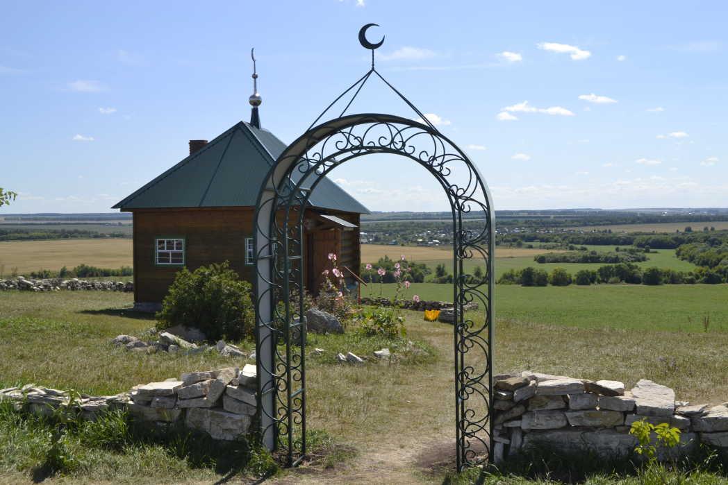 Загородная поездка в Иске-Казанский государственный музей 2
