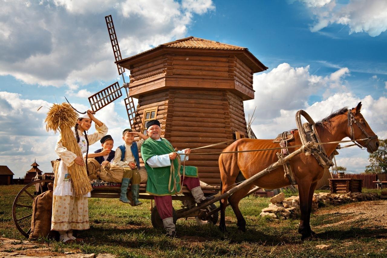 Загородная поездка в Иске-Казанский государственный музей 1