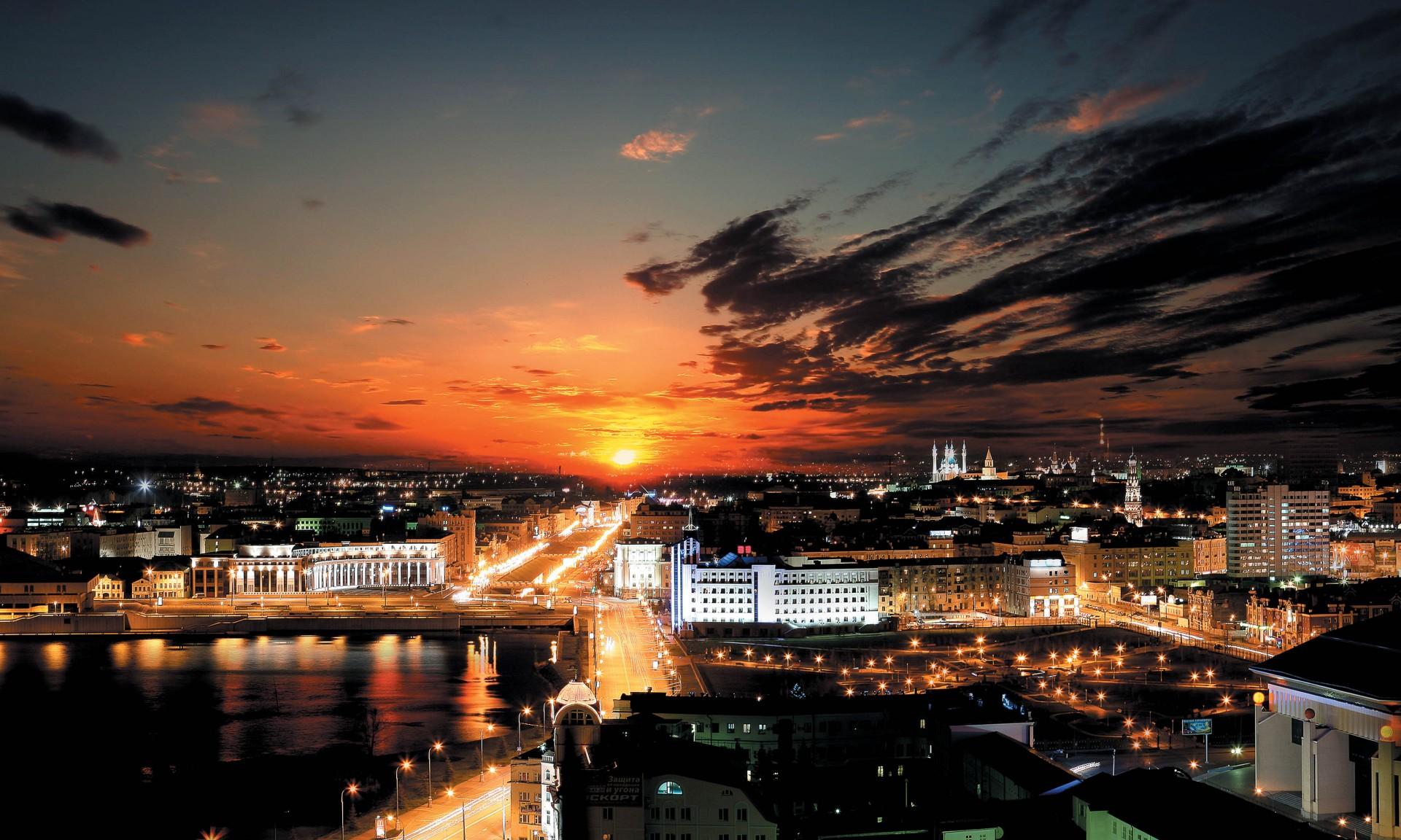 Экскурсия ночная — «Огни Казани» 3