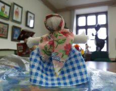 Мастер-класс «Кукла-обережка»