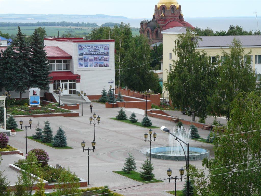 Экскурсия в г.Лаишево и г.Чистополь 1