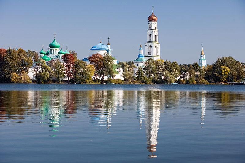 Экскурсия в Раифский монастырь, Свияжск и Храм всех религий 2