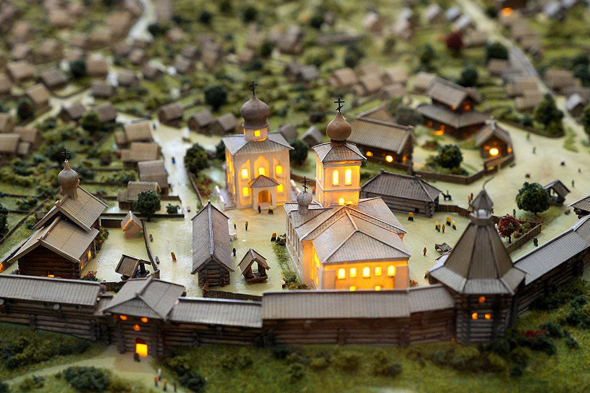 Загородная экскурсионная поездка в Раифский Богородицкий мужской монастырь и на Остров – Град Свияжск 1