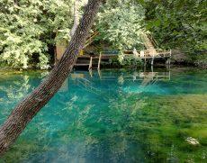 Загородная экскурсионная поездка на уникальное незамерзающее «Голубое» озеро