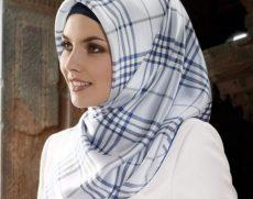 Мастер-класс «Искусство носить платок»