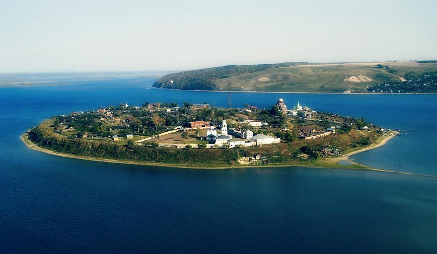 Экскурсия в Раифский монастырь, Свияжск и Храм всех религий 3