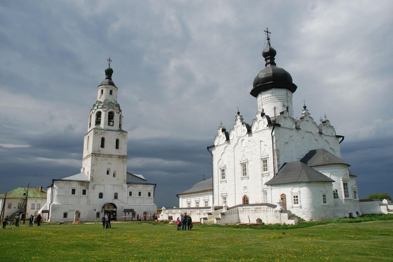 Экскурсия в г.Свияжск 1