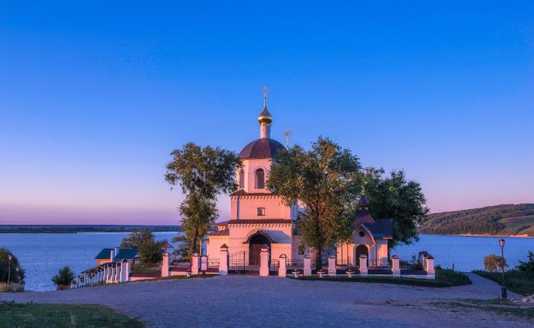 Экскурсия в г.Свияжск 3