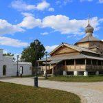 Остров-град Свияжск. Троицкая церковь