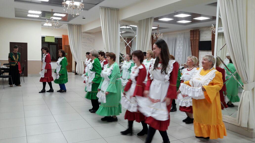 Интерактивная программа «Татар биюляре» (татарские танцы) 2