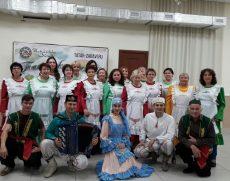 Интерактивная программа «Татар биюляре» (татарские танцы)