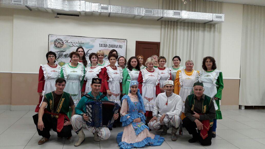 Интерактивная программа «Татар биюляре» (татарские танцы) 1