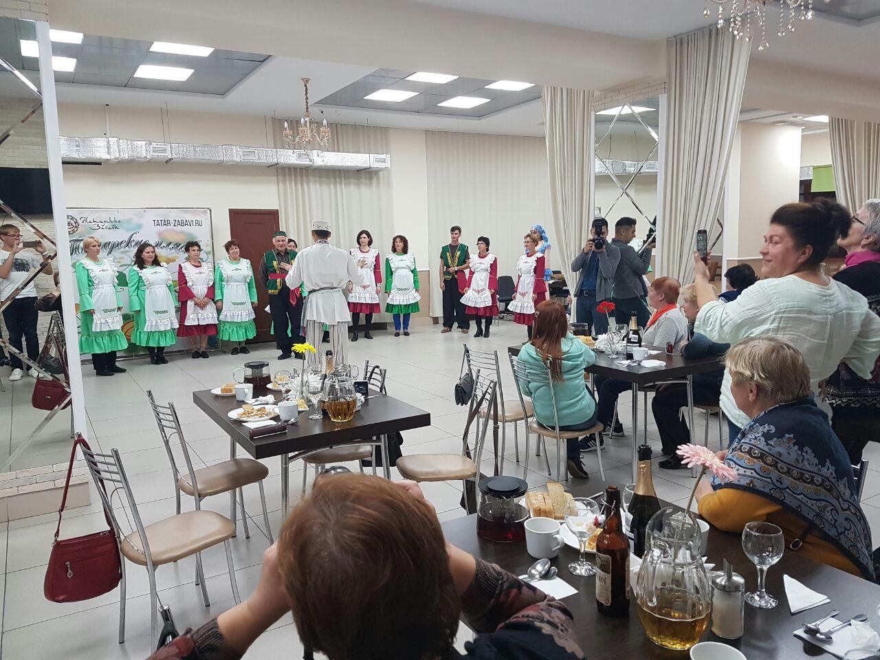 Интерактивная программа «Татар биюляре» (татарские танцы) 4