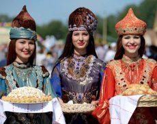Кулинарный мастер-класс «Татарское гостеприимство» с фольклорной программой