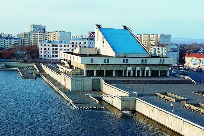 Экскурсия по Казани и музей А.М. Горького 3