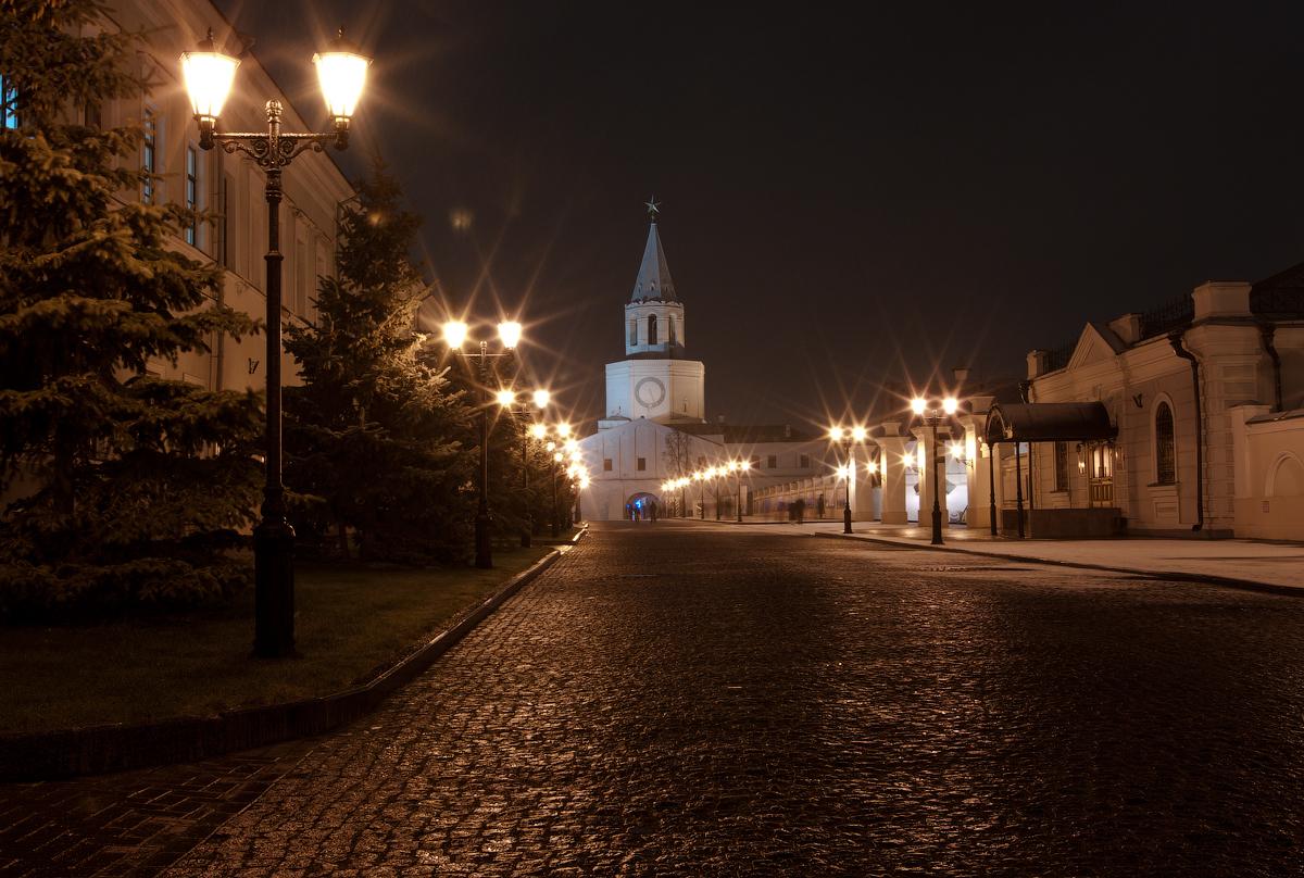 Экскурсия ночная — «Огни Казани» 4