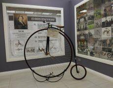 Посещение музея велосипедной культуры «ВеломанИЯ»