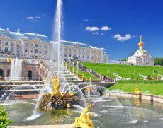 Жд тур в Санкт-Петербург